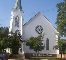 First Christian Church - McComb, MS by Dan McKenzie