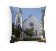 First Christian Church - McComb, MS Throw Pillow