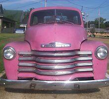 1952 Chevy Pickup by Dan McKenzie
