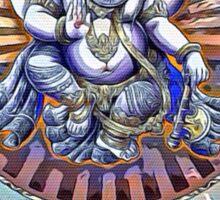 Ganeshie Sticker
