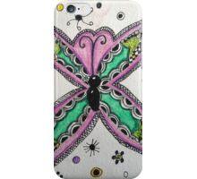 The Zen of Butterfly iPhone Case/Skin