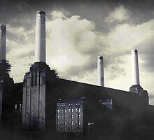 Battersea Power Station  by Josephine Pugh