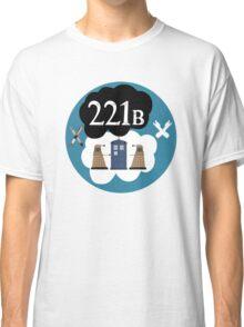 Sherlock/Doctor Who/Tfios Design Classic T-Shirt
