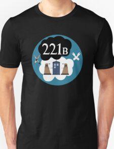 Sherlock/Doctor Who/Tfios Design Unisex T-Shirt