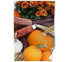 Taste of Fall Poster