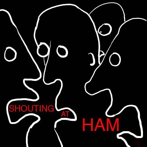 Shouting At Ham by mattupchuck