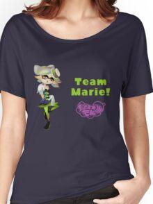 Splatoon! Team Marie Women's Relaxed Fit T-Shirt