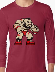 Zangief (sprite) Long Sleeve T-Shirt