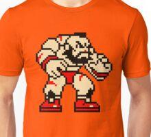 Zangief (sprite) Unisex T-Shirt