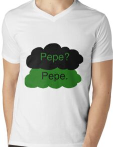 The Fault In Our Stars/Pepe Mens V-Neck T-Shirt