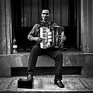Romanian accordionist by marcopuch