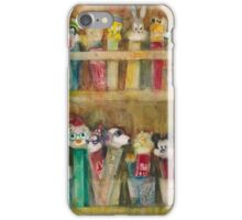 Pez Collection iPhone Case/Skin