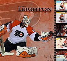 Michael Leighton 2009/2010 by flyersgurl17