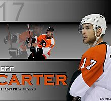Jeff Carter 2009/2010 by flyersgurl17