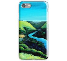 Peace River Valley 2 iPhone Case/Skin