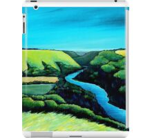 Peace River Valley 2 iPad Case/Skin