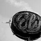 Ely B&W by elasita