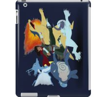 Champion Mulan iPad Case/Skin