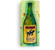 Cantillon Brewery Beer Classic Gueuze Beer Art Canvas Print