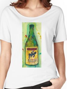 Cantillon Brewery Beer Classic Gueuze Beer Art Women's Relaxed Fit T-Shirt