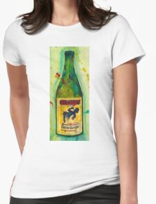 Cantillon Brewery Beer Classic Gueuze Beer Art Womens Fitted T-Shirt