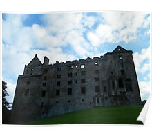 Linlithgow Palace, near Edinburgh Poster
