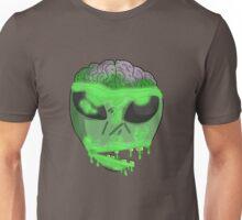 zombie alien... Unisex T-Shirt