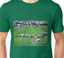 Blossoms Around You Unisex T-Shirt