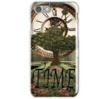 Time... iPhone Case/Skin