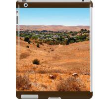 Small town in Australia iPad Case/Skin