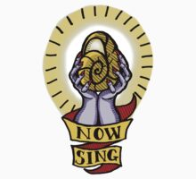 Now, Sing! Baby Tee