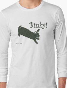 Daily Doodle 16 - Energy - Binky! Long Sleeve T-Shirt