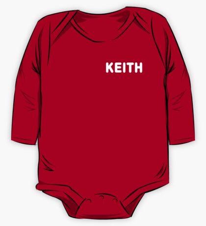'KEITH' MOON Shirt One Piece - Long Sleeve