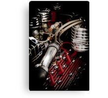 The Offy Canvas Print