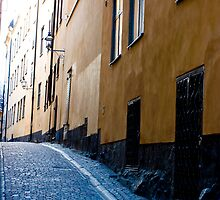 Old Town, Stockholm by Linn Arvidsson