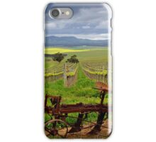 Springtime on the Vines iPhone Case/Skin