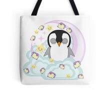 Sleepguin Tote Bag