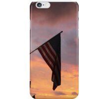 Main Street Sunset iPhone Case/Skin