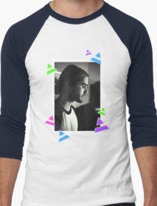 Manbun Jared Leto Men's Baseball ¾ T-Shirt