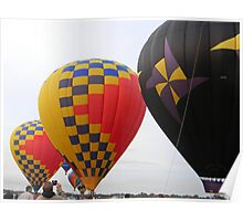 Balloons Galore Poster