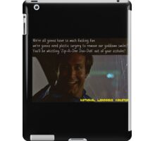 Funny Quotes-National Lampoons Vacation iPad Case/Skin