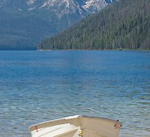 Redfish Lake by kattand