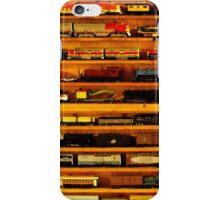 many trains iPhone Case/Skin
