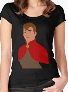 Prince Phillip Women's Fitted Scoop T-Shirt