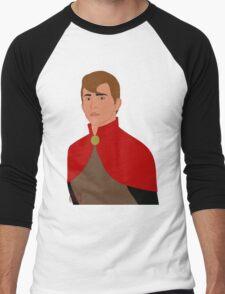 Prince Phillip Men's Baseball ¾ T-Shirt
