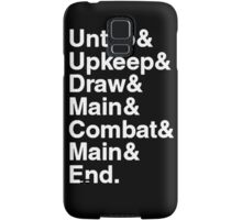Magic the Gathering Steps Samsung Galaxy Case/Skin