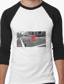 Monogatari – Red Crab Men's Baseball ¾ T-Shirt