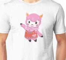 Reese Animal Crossing New Leaf Print Unisex T-Shirt
