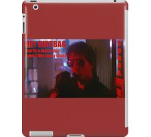 "Cobra ""Hey Dirtbag"" iPad Case/Skin"