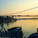 One More Step To Rishikesh... by Simon Groves